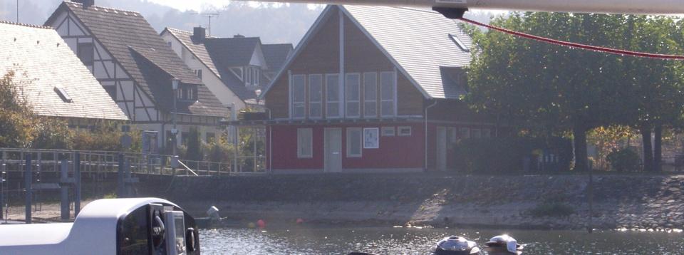 Die Segelschule Iznang am Bodensee